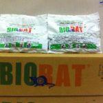 Thuốc diệt chuột sinh học Biorat của CuBa