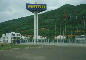 Kiểm soát sinh vật hại hệ thống siêu thị Metro
